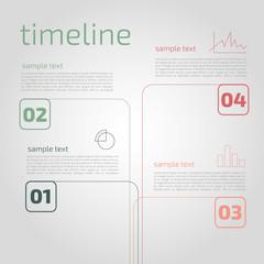 Vector infographics elements..