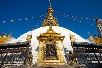 wayambhunath, Kathmandu, Nepal