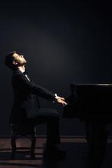 Piano classical music musician player