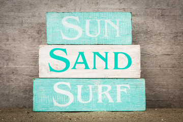 Beach Summer Decor