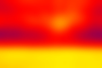 Beautiful Abstract Blur sunset background. Blurry abstract summe