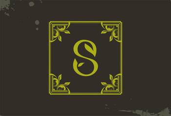 Ecologycal font logo vector illustration