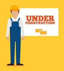 Construction design.