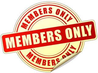 members label