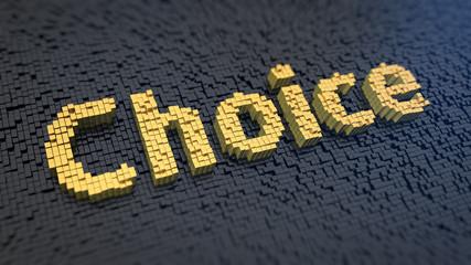 Choice cubics
