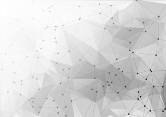 Mosaik Polygon Hintergrund Fotoväggar