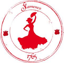Danceuse Flamenco
