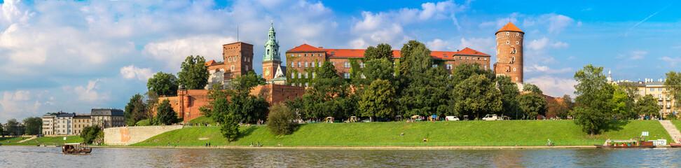 Obraz Wawel castle in Kracow - fototapety do salonu