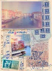 Wall Murals Imagination Holidays in Italy and Venice