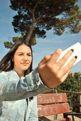 selfies becoming friends