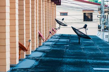 Satellite Roof