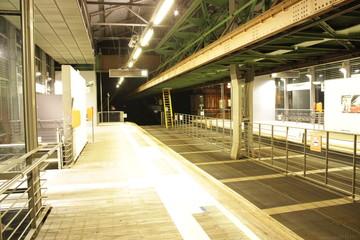 Schwebebahn Station Wuppertal