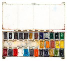 Watercolor paints #2
