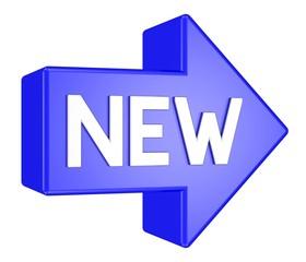 NEW - Pfeil
