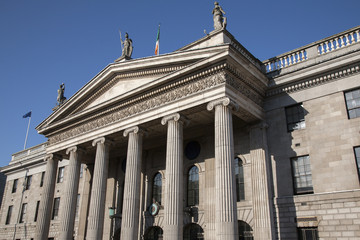 General Post Office, Henry Street, Dublin