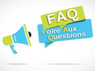 mégaphone : FAQ (français)