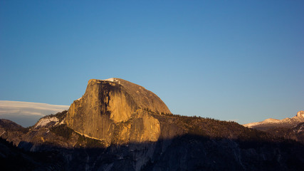 Wall Mural - Half Dome, Yosemite Valley, USA