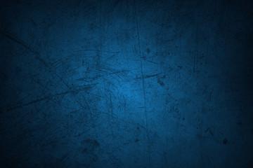 Blue wall