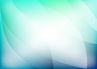 blue-green vector background