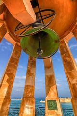 Siege Bell Memorial, Valletta, Malta