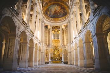 ベルサイユ宮殿の王室礼拝堂