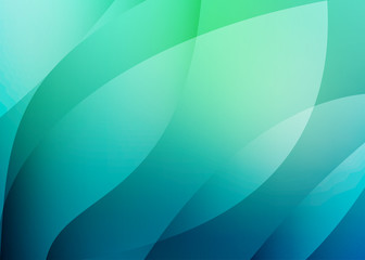 blue green vector background in cool colors