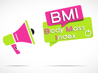 megaphone : BMI