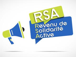 mégaphone : RSA