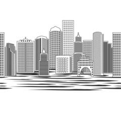 Seamless Cityscape