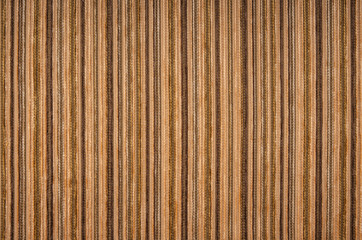 Old colorful striped fabric texture