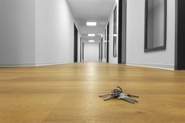verlorene Schlüssel