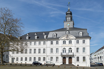 town hall of Saarbrucken