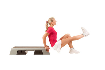 Sport Series: Step Aerobics