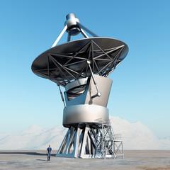 Riesenteleskop