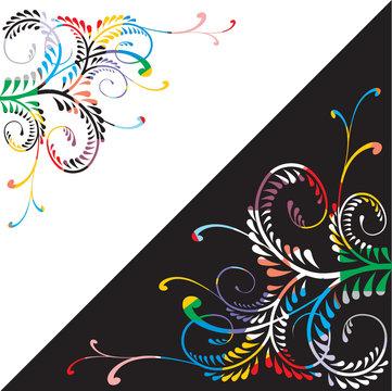 Carnival Flamboyant Ornament