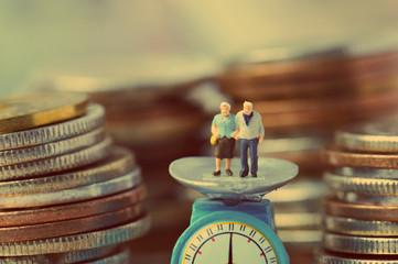 Money and the elderly