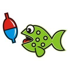 fish, funny