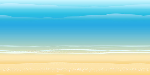 Seashore Pattern