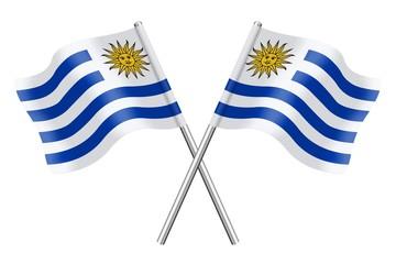 Flags of Uruguay