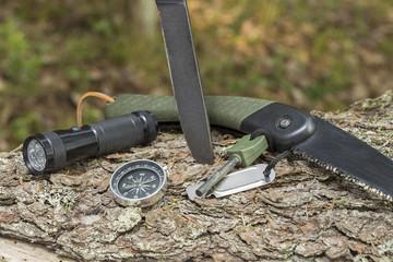 essential survival equipment