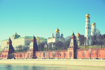 Wall Mural - The Moscow Kremlin