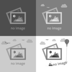 No image signs for web page.