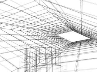 Abstract Constructions Of Line Vector