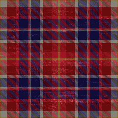 Tartan inspired plaid pattern background 1