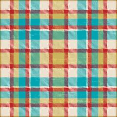 Tartan inspired plaid pattern background 3