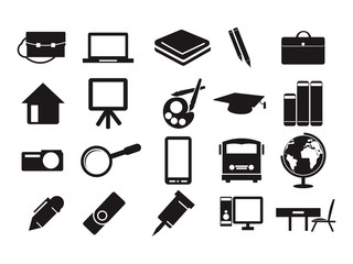 Education and Office  - Icon