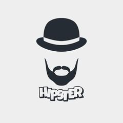hipster retro geek
