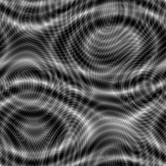 Seamless computer generated high quality moire background step 7