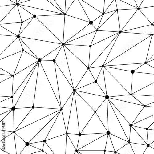 Quot Geometric Mesh Seamless Pattern Quot Stock Image And Royalty