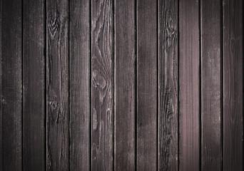 Dark brown wooden planks background texture